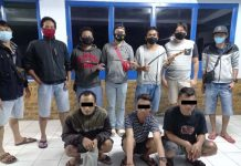 Tiga warga diamankan Resmob Polres Kotamobagu