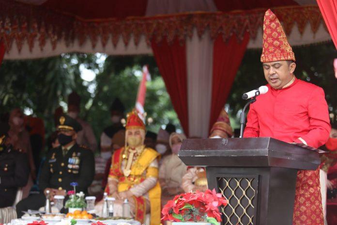 Ketua DPRD Kotamobagu Meiddy Makalalag