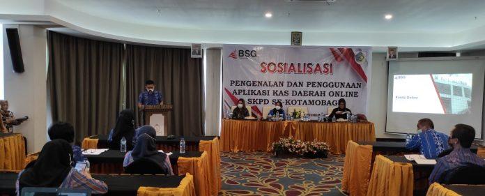 Sosialisasi Kasda Online