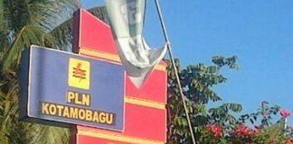 PLN UP3 Kotamobagu