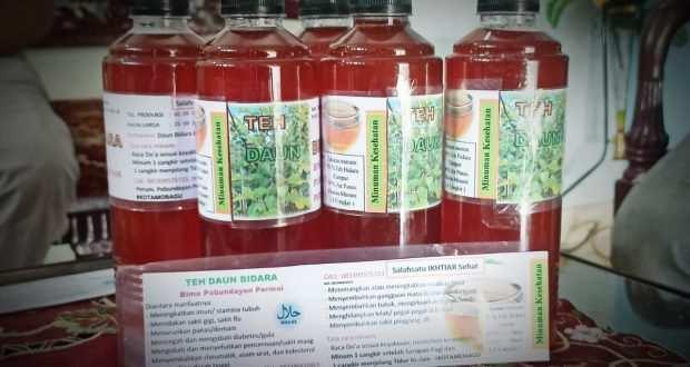 Minuman Kesehatan Daun Bidara